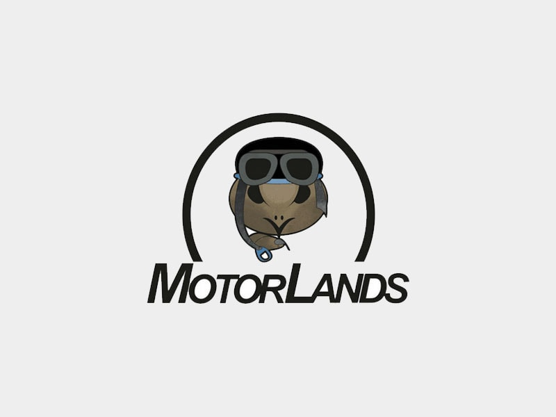 motorlands logo teroro agency - Motorlands