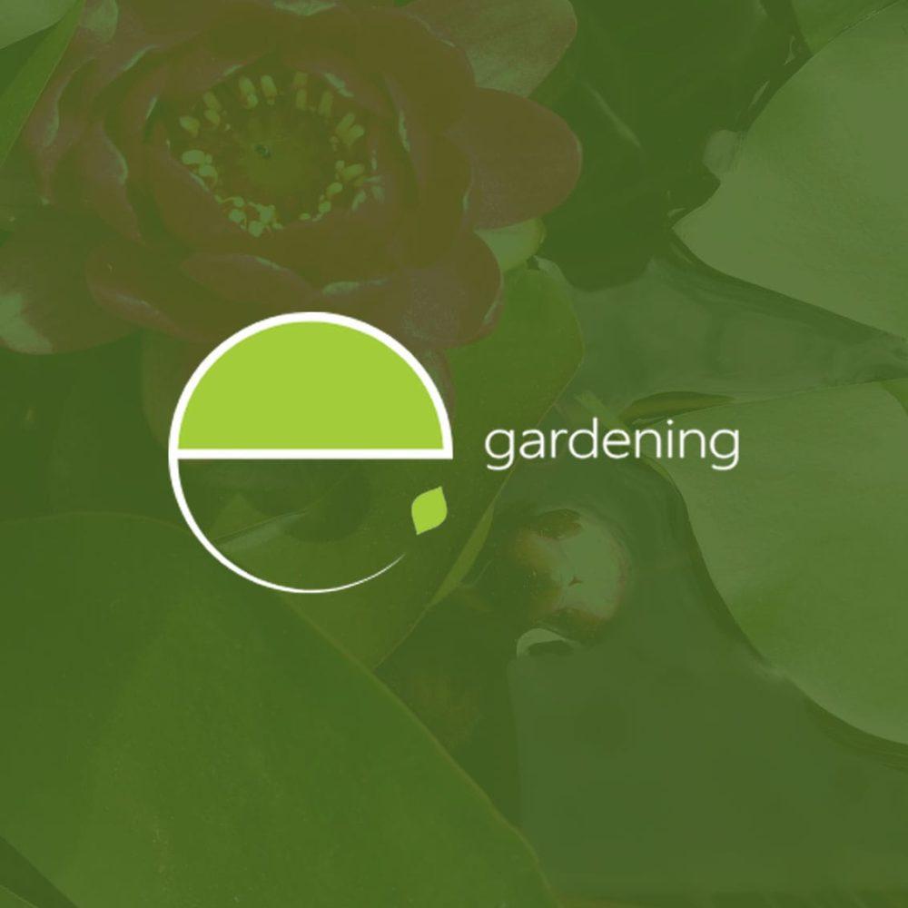 E-Gardening