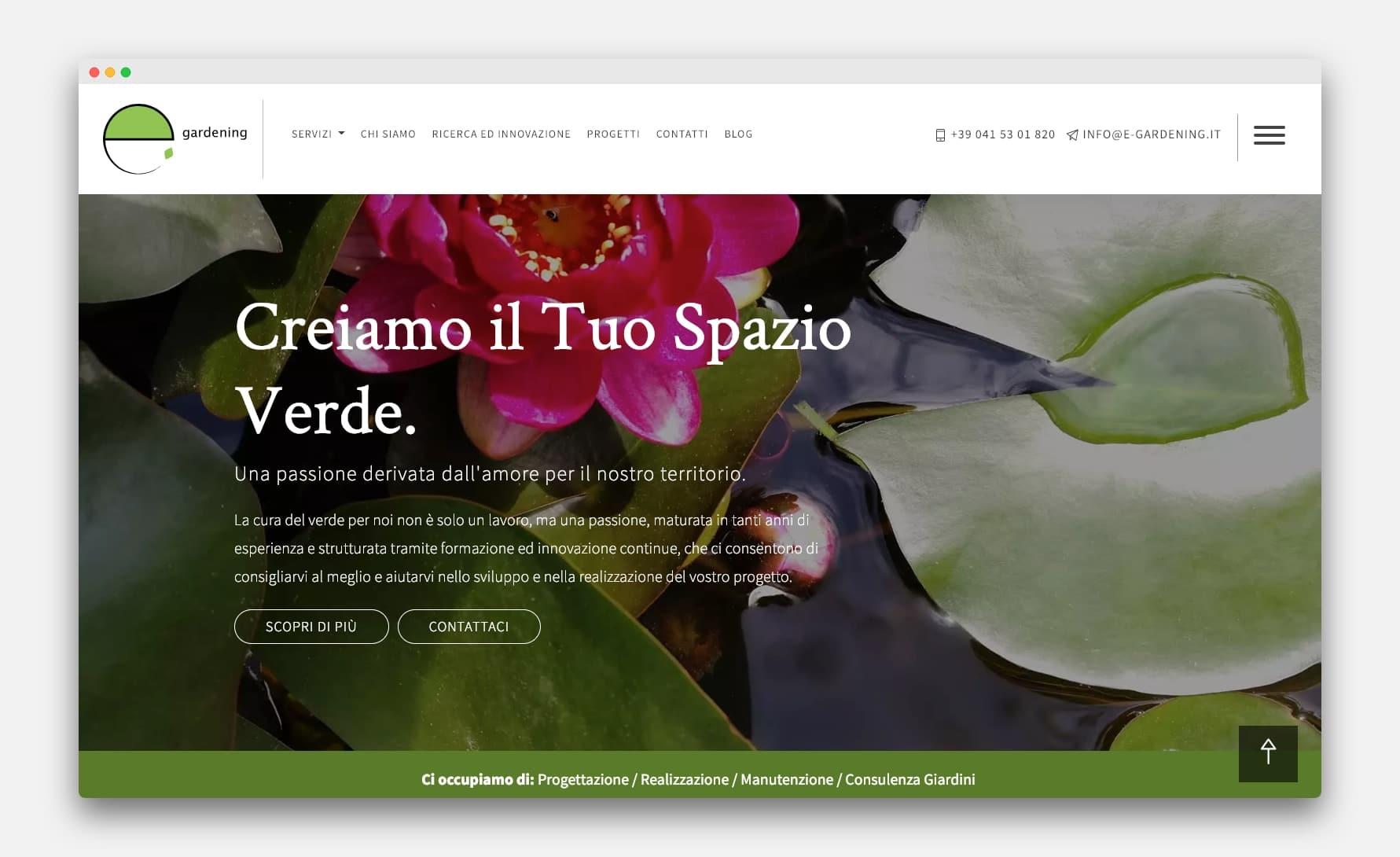 teroro agency e gardening project mockup 1 - E-Gardening