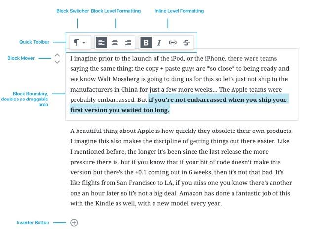 wordpress lavorare a blocchi - WordPress 5.0: cosa cambia con il nuovo editor Gutenberg?