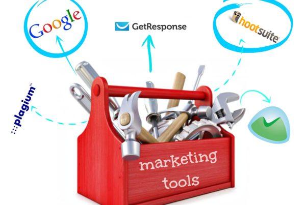 13 fantastici tool per fare marketing 600x403 - 26 fantastici tool per fare marketing