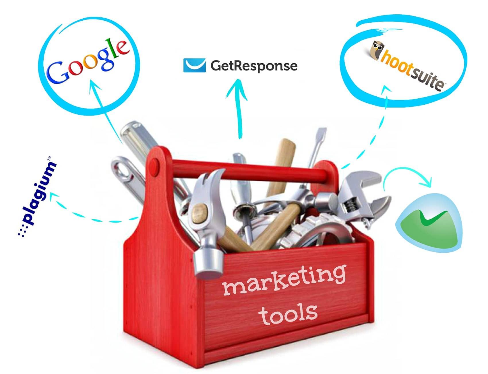 26 fantastici tool per fare marketing
