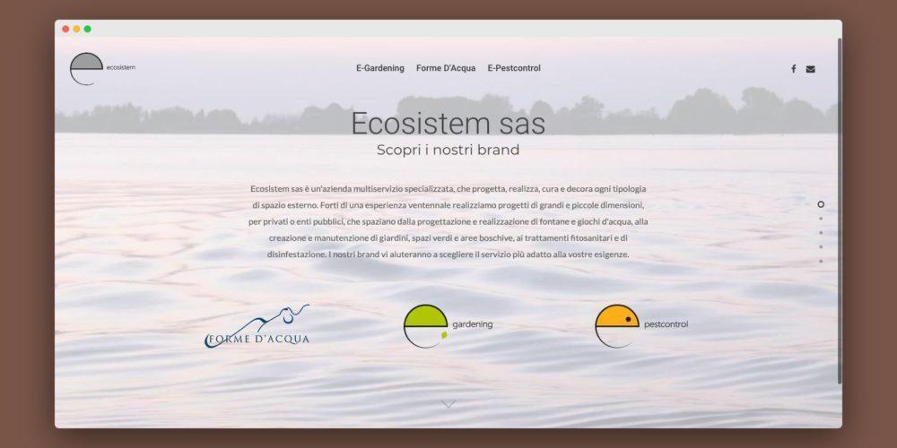 Ecosistem Sas
