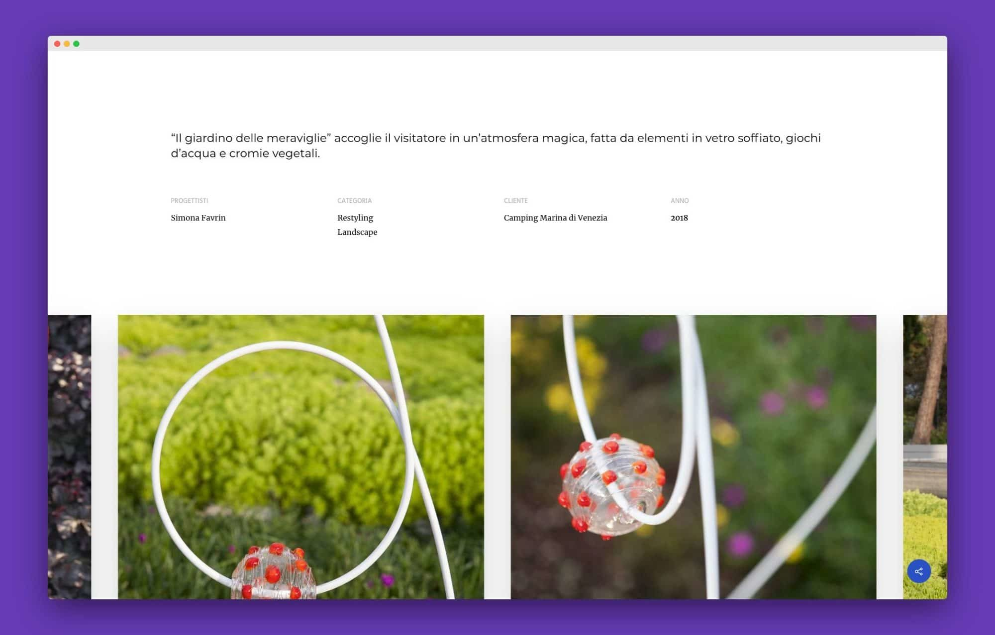 realizzazione sito internet architetto venezia 4 - Favrin Design - Architecture and Design